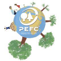 PEFC_logo_illustratie_wereldbol_wit_RGB