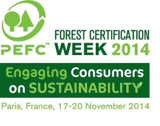 PEFC Forest certification week 2014