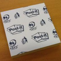 Post-it, PEFC