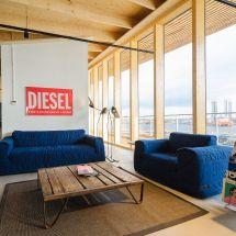 PEFC Diesel kantoor