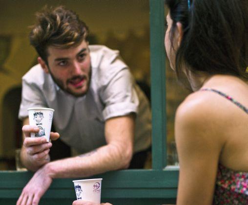 PEFC gecertificeerde koffie bekers
