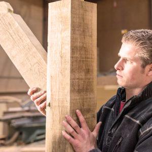 Assinkhout - houtverbinding - PEFC