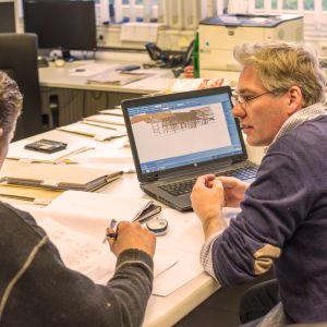 Assinkhout kantoor mannen - PEFC