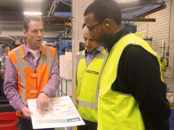 MWV Westrock papierfabriek Venlo - PEFC