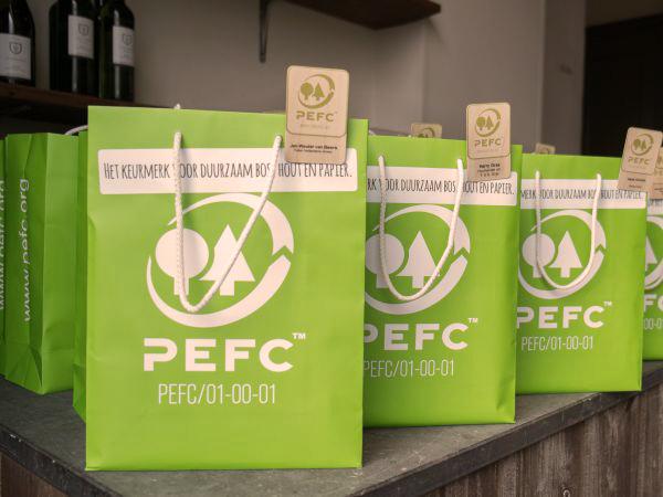PEFC ALV - papierentassen