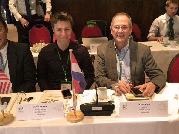 PEFC International General Assembly 2015