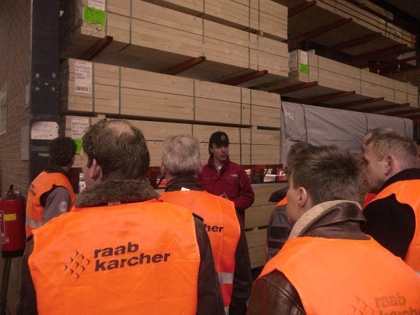 Raab Karcher PEFC gecertificeerd hout
