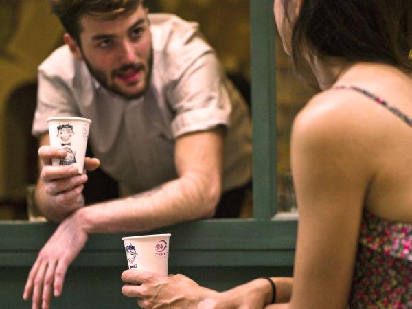 PEFC gecertificeerde koffie cups