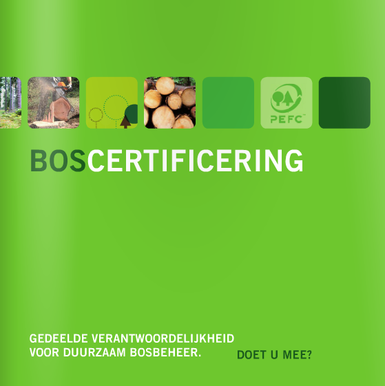boscertificering brochure