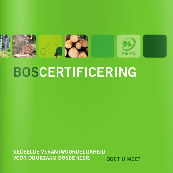 boscertificering brochure