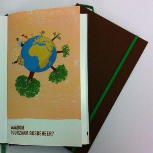 PEFC Notitieboekje Waarom Duurzaam Bosbeheer?