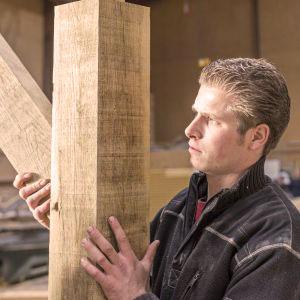 Assinkhout, Leon - houtconstructeur, PEFC Hout met Hartstocht