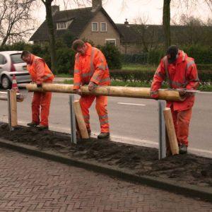 Van Swaay PEFC gecertificeerde geleiderail