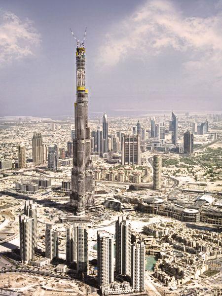 Kingdom Tower in Saoedi-Arabië