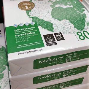 Navigatore copy paper - PEFC logo