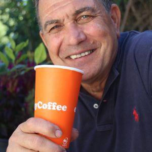 Koffiebeker - PEFC logo