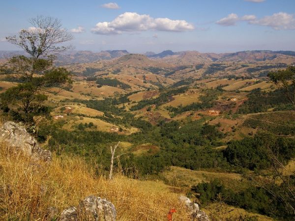 Zuid-Afrikaans landschap - PEFC