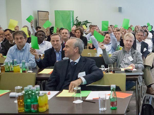 PEFC Stakeholder Dialoog 2012