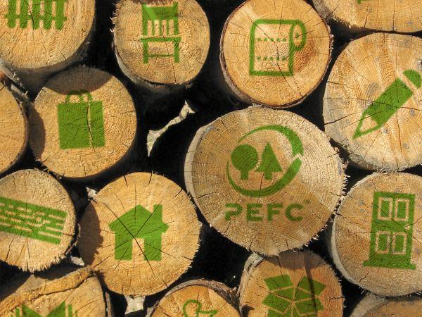 PEFC iconen